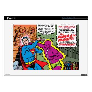 """Action Comics #340 Decal For 15"""" Laptop"""