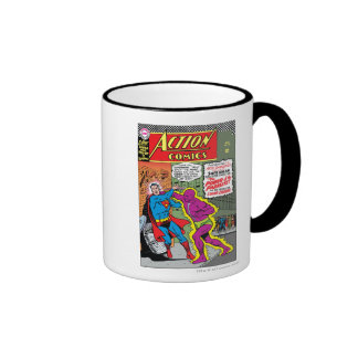Action Comics #340 Ringer Mug