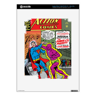 Action Comics #340 Decal For iPad 3