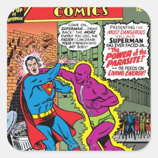 Action Comics #340 Square Sticker