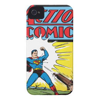 Action Comics #35 iPhone 4 Case
