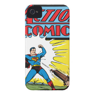 Action Comics #35 iPhone 4 Cover