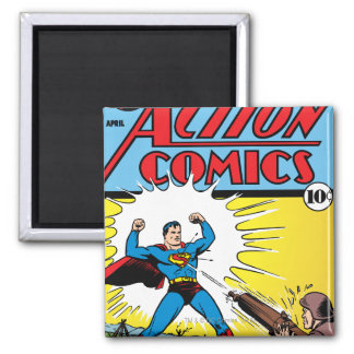 Action Comics #35 Magnet