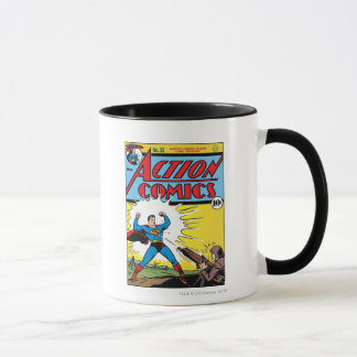 Action Comics #35 Mug