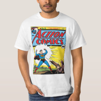 Action Comics #35 T-Shirt