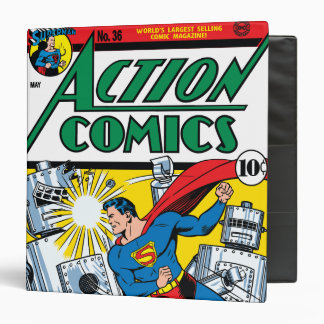 Action Comics #36 Binder