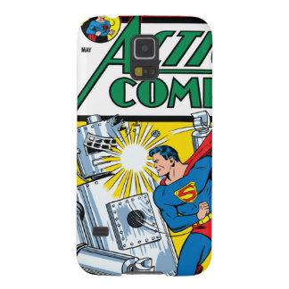 Action Comics #36 Galaxy S5 Cover