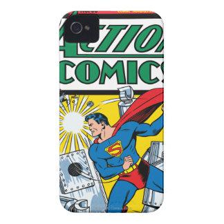 Action Comics #36 iPhone 4 Case-Mate Case