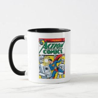Action Comics #36 Mug