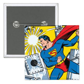 Action Comics #36 Pinback Button