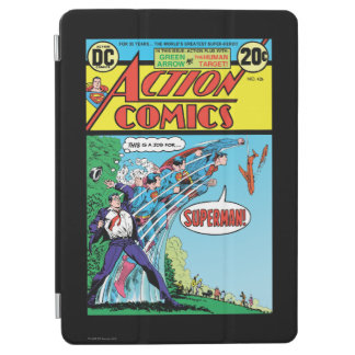Action Comics #426 iPad Air Cover