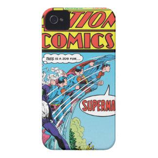 Action Comics #426 iPhone 4 Cases