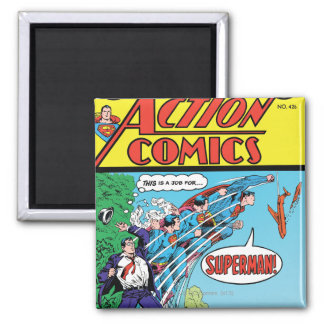 Action Comics #426 Magnet