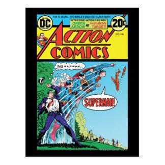 Action Comics #426 Postcard