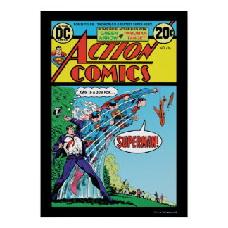 Action Comics #426 Poster