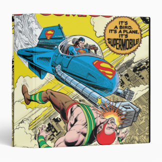 Action Comics #481 3 Ring Binder