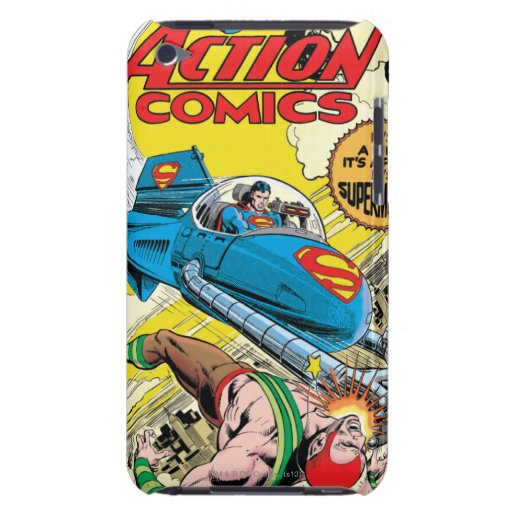 Action Comics #481 Barely There iPod Cover