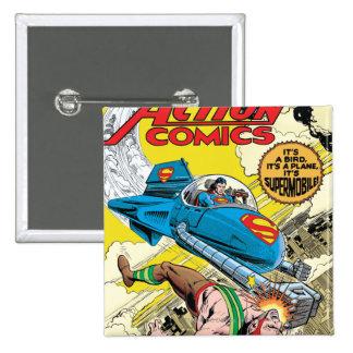 Action Comics #481 Button
