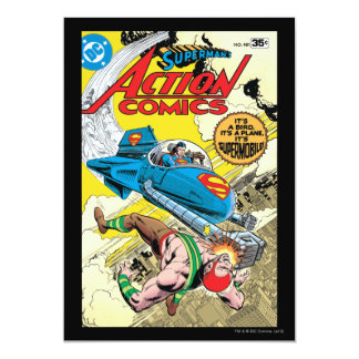 Action Comics #481 Card