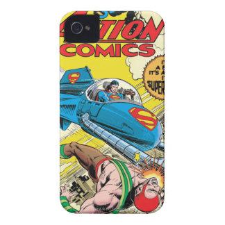 Action Comics #481 iPhone 4 Case-Mate Cases