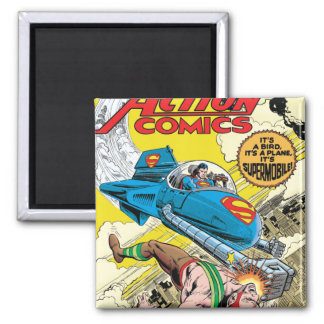Action Comics #481 Magnet