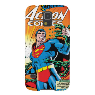Action Comics #485 Galaxy S5 Cover