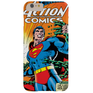 Action Comics #485 Barely There iPhone 6 Plus Case