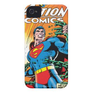 Action Comics #485 iPhone 4 Case-Mate Cases