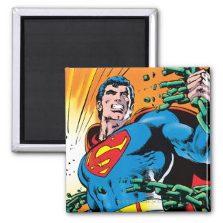 Action Comics #485 2 Inch Square Magnet