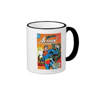 Action Comics #485 Ringer Mug