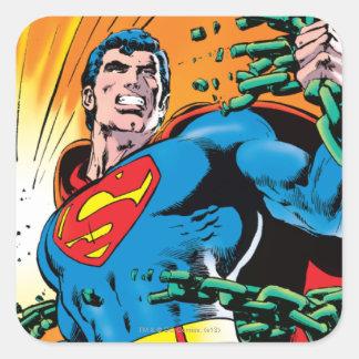 Action Comics #485 Square Sticker