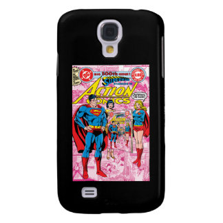 Action Comics #500 Oct 1979 Samsung Galaxy S4 Cases