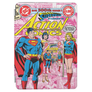 Action Comics #500 Oct 1979 iPad Air Cover