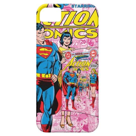 Action Comics #500 Oct 1979 iPhone SE/5/5s Case
