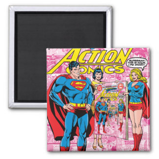 Action Comics #500 Oct 1979 Refrigerator Magnet