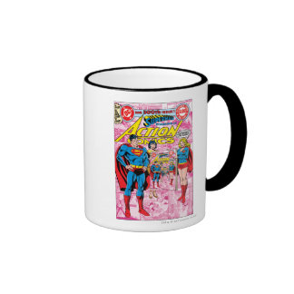 Action Comics #500 Oct 1979 Ringer Mug