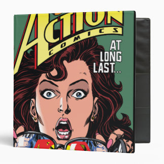 Action Comics #662 Feb 91 3 Ring Binder