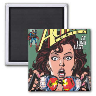 Action Comics #662 Feb 91 Refrigerator Magnet