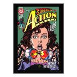 Action Comics #662 Feb 91 Personalized Invite