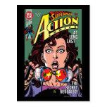Action Comics #662 Feb 91 Postcard