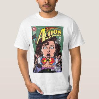 Action Comics #662 Feb 91 T-Shirt