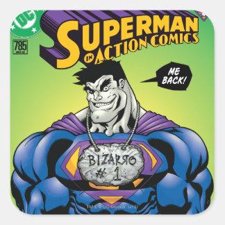 Action Comics #785 Jan 02 Square Sticker