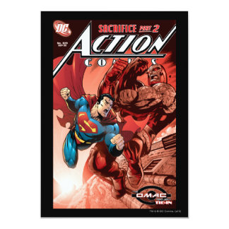 Action Comics #829 Sep 05 Card