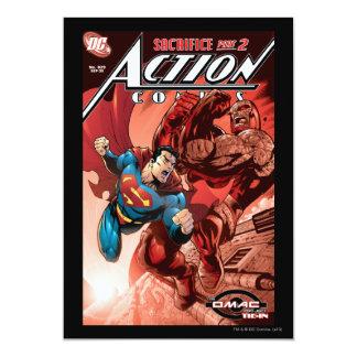 Action Comics #829 Sep 05 Card