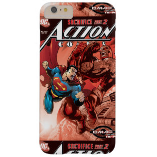 Action Comics #829 Sep 05 Barely There iPhone 6 Plus Case