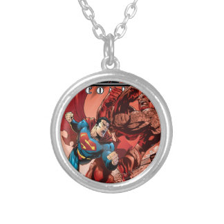 Action Comics #829 Sep 05 Round Pendant Necklace