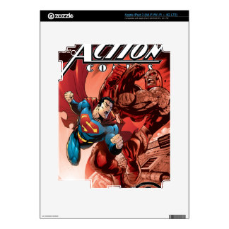 Action Comics #829 Sep 05 Decal For iPad 3