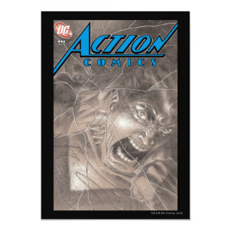 Action Comics #840 Aug 06 Card