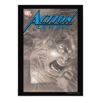 Action Comics #840 Aug 06 Card