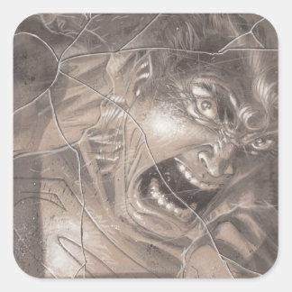 Action Comics #840 Aug 06 Square Sticker